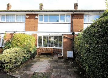 Thumbnail 3 bed terraced house for sale in Orchard Close, Wilmslow