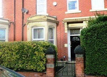 Thumbnail 4 bedroom terraced house to rent in Cartington Terrace, Heaton, Newcastle Upon Tyne