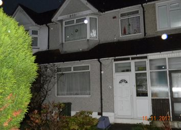 Thumbnail 3 bedroom terraced house for sale in Franklin Crescent, Mitcham