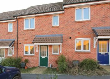 Thumbnail 2 bed terraced house for sale in Sawyer Close, Tidworth
