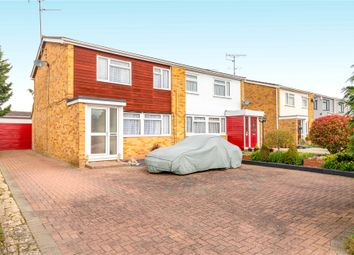 Thumbnail 3 bed semi-detached house for sale in Spruce Road, Woodley, Reading, Berkshire
