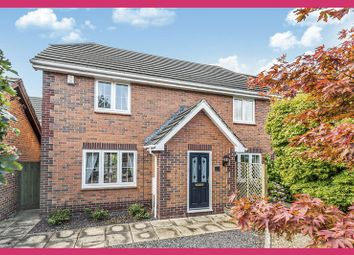 Thumbnail 4 bed detached house for sale in Goodrich Grove, St. Brides Wentlooge, Newport