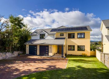 Thumbnail 5 bed detached house for sale in Golvers Hill Road, Kingsteignton, Newton Abbot