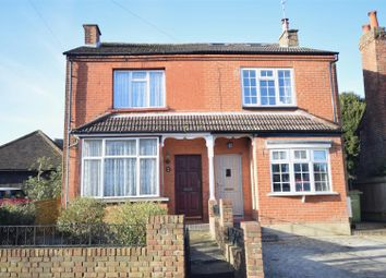 Thumbnail 3 bed cottage for sale in Rectory Lane, Ashtead