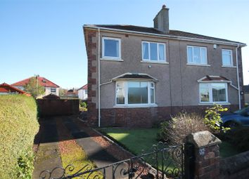 Thumbnail 3 bed property for sale in Hillsborough Road, Baillieston, Glasgow