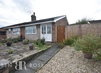 Thumbnail 2 bed semi-detached bungalow for sale in Montcliffe Road, Chorley