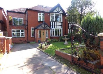 Thumbnail 6 bed semi-detached house for sale in Wilbraham Road, Chorlton-Cum-Hardy, Manchester