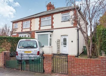 Thumbnail 3 bed semi-detached house for sale in Second Avenue, Grimsby