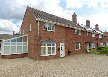 Thumbnail 3 bedroom semi-detached house for sale in Dereham Road, New Costessey, Norwich