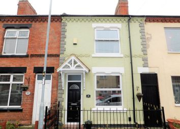 Thumbnail 2 bed terraced house for sale in Oxford Street, Coalville