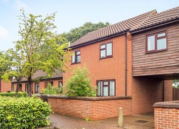 Thumbnail 3 bedroom terraced house for sale in Cowper Close, Mundesley, Norwich, Norfolk