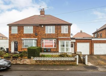 Thumbnail 3 bed semi-detached house for sale in St. Michaels Avenue, Gedling, Nottingham, Nottinghamshire
