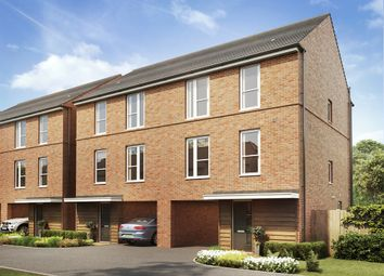 "Thumbnail 3 bed town house for sale in ""Urban F"" at London Road, Grays"