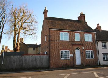 4 bed end terrace house for sale in Bedford Road, Great Barford, Bedford MK44