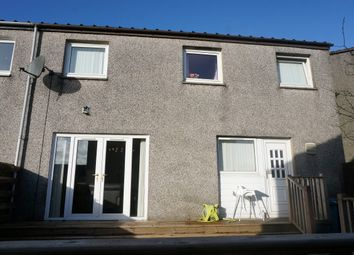 Thumbnail 3 bed end terrace house for sale in Lomond Grove, Cumbernauld