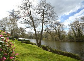 Thumbnail 3 bed terraced house for sale in Berkeley Court, Weybridge, Surrey