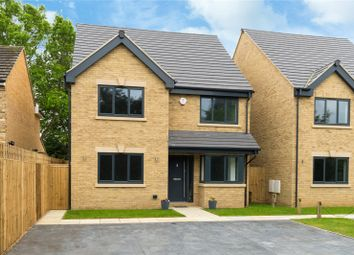 Thumbnail 4 bed detached house for sale in Rectory Close, Farnham Royal, Slough