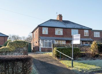 Thumbnail 3 bed semi-detached house for sale in Low Mill Road, Ripon