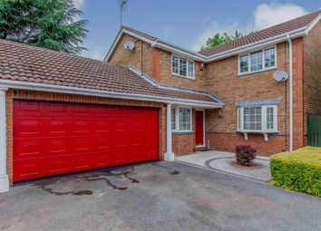 Thumbnail 4 bed detached house for sale in Orchard Croft, Bawtry, Doncaster