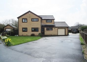 Thumbnail 4 bed detached house to rent in The Hollows, Legbourne, Louth