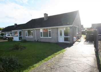 Thumbnail 2 bed semi-detached bungalow for sale in Launceston Close, Plymouth