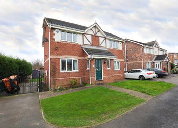 Thumbnail 2 bed semi-detached house for sale in Olivers Way, Catcliffe, Rotherham