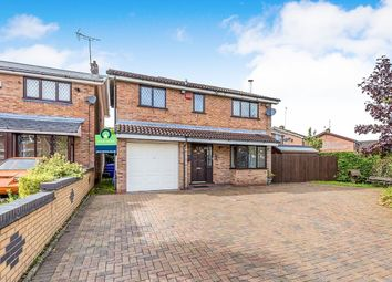 Thumbnail 4 bed detached house for sale in Finchdean Close, Meir Park, Stoke-On-Trent