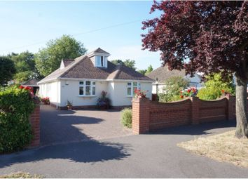 Thumbnail 4 bed detached house for sale in Whitehayes Road, Christchurch