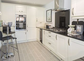 "Thumbnail 4 bed semi-detached house for sale in ""Woodcote"" at Square Leaze, Patchway, Bristol"