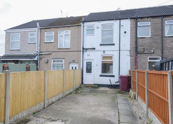 Thumbnail 2 bed terraced house to rent in Thanet Street, Clay Cross, Chesterfield