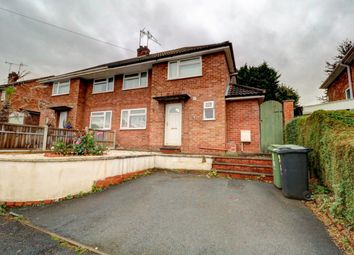 Thumbnail 3 bed semi-detached house for sale in Wolsey Close, Worcester