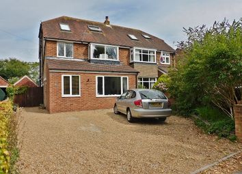 St. Margarets Lane, Titchfield, Fareham PO14. 5 bed semi-detached house