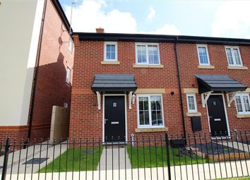 Thumbnail 3 bed property for sale in Henry Littler Way, Preston