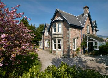 Thumbnail 7 bed detached house for sale in Fairfield Road, Inverness