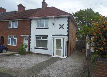 Thumbnail 3 bed property for sale in Highters Heath Lane, Kings Heath, Birmingham