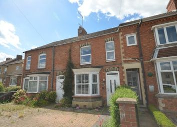 Thumbnail 2 bed terraced house for sale in Northampton Road, Broughton, Kettering