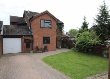 Thumbnail 4 bed detached house for sale in Culloden Way, Wokingham