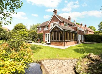 Thumbnail 4 bed detached house for sale in Passfield Common, Passfield, Liphook, Hampshire