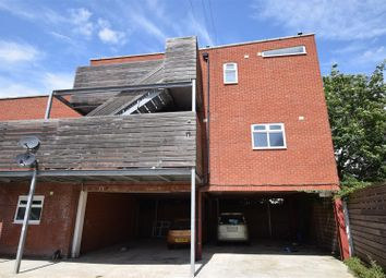 Thumbnail 2 bed flat for sale in Harrison House, Westwood Road, Ilford