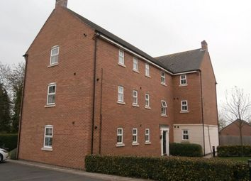 Thumbnail 2 bed flat to rent in Lace Makers Close, Borrowash, Derby