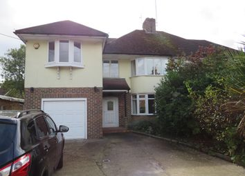 Thumbnail 4 bedroom property to rent in Horsham Road, Pease Pottage, Crawley