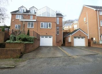 Thumbnail 5 bed detached house to rent in Woodlands Avenue, Clydach, Swansea