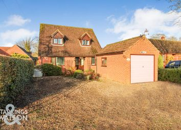 Thumbnail 3 bed property for sale in Low Road, Strumpshaw, Norwich
