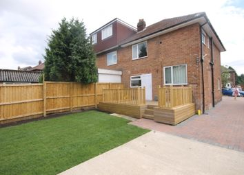 Thumbnail 3 bed semi-detached house to rent in Buckstone Way, Leeds
