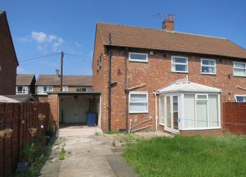 Thumbnail 2 bed semi-detached house to rent in Roedean Road, Redhouse, Sunderland