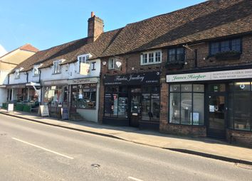 Thumbnail Retail premises for sale in High Street, Westerham