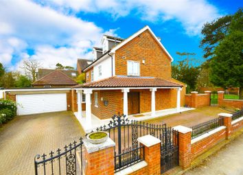 Thumbnail 5 bed detached house for sale in St. Ronans Close, Hadley
