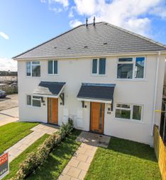 Thumbnail 3 bed semi-detached house for sale in Captains Road, Kingsteignton, Newton Abbot