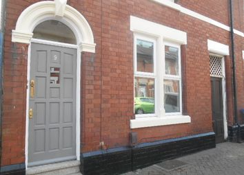 Thumbnail 1 bed flat to rent in Wolfa Street, Derby City Centre