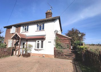 Roxwell Road, Writtle, Chelmsford CM1. 3 bed semi-detached house for sale